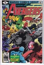 AVENGERS (1963) #188 VF