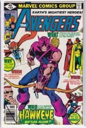 AVENGERS (1963) #189 VF+