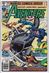 AVENGERS (1963) #190 FN