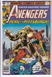 AVENGERS (1963) #192 VF+