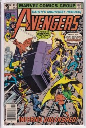 AVENGERS (1963) #193 VF-