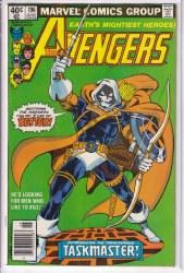 AVENGERS (1963) #196 VF-