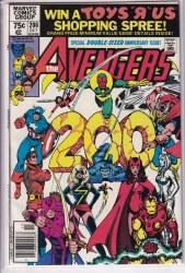 AVENGERS (1963) #200 VF-