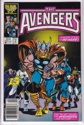 AVENGERS (1963) #276 FN