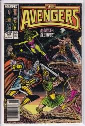 AVENGERS (1963) #284 VG+