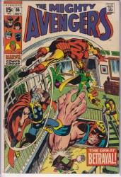 AVENGERS (1963) #066 VG/FN
