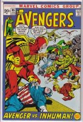 AVENGERS (1963) #095 VF