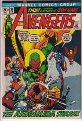 AVENGERS (1963) #096 FN/VF