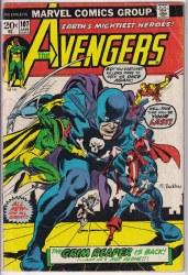 AVENGERS (1963) #107 VG