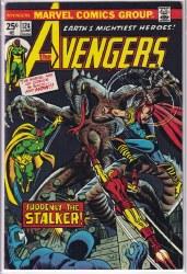 AVENGERS (1963) #124 FN/VF