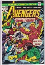 AVENGERS (1963) #134 VF-