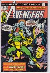 AVENGERS (1963) #135 VG+