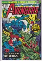 AVENGERS (1963) #143 FN+