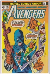 AVENGERS (1963) #145 VF+