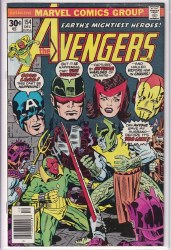 AVENGERS (1963) #154 FN