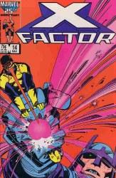 X-FACTOR #14 NM-
