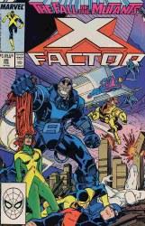 X-FACTOR #25 NM-