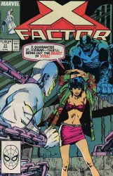 X-FACTOR #31 NM-