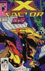 X-FACTOR #34 NM-