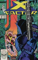 X-FACTOR #35 NM-