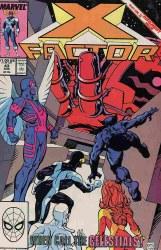 X-FACTOR #43 NM-