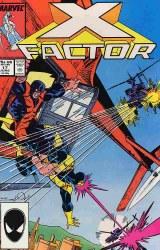 X-FACTOR #17 VG