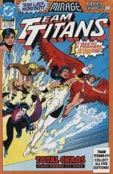 TEAM TITANS #1 NM+