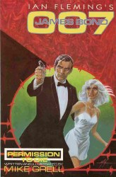 JAMES BOND: PERMISSION TO DIE #2 NM