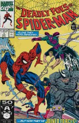 DEADLY FOES OF SPIDER-MAN #1 NM