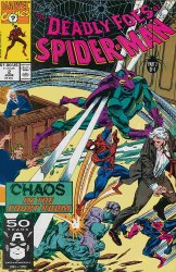 DEADLY FOES OF SPIDER-MAN #2 NM