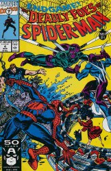 DEADLY FOES OF SPIDER-MAN #4 NM