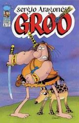 GROO (IMAGE) #1 NM-