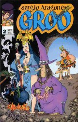 GROO (IMAGE) #2 NM-