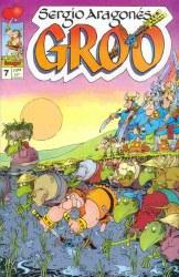 GROO (IMAGE) #7 NM-