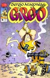 GROO (IMAGE) #6 NM-