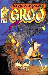 GROO (IMAGE) #5 NM-