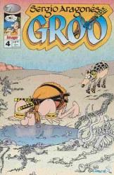 GROO (IMAGE) #4 NM-