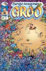 GROO (IMAGE) #3 NM-