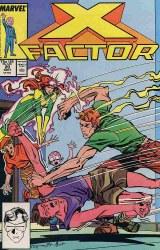 X-FACTOR #20 NM-