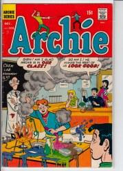 ARCHIE #205 VG+