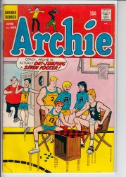 ARCHIE #209 VG-