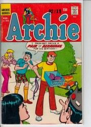 ARCHIE #211 VG