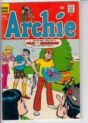 ARCHIE #211 VG+