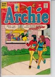 ARCHIE #219 GD+