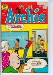 ARCHIE #231 GD+