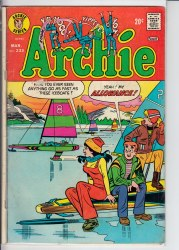 ARCHIE #233 VG-
