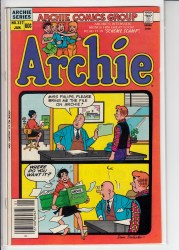 ARCHIE #327 FN