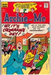 ARCHIE AND ME #011 VG