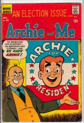 ARCHIE AND ME #025 VG