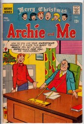 ARCHIE AND ME #026 VG